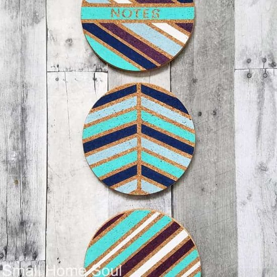 Cork Board Painting Ideas4