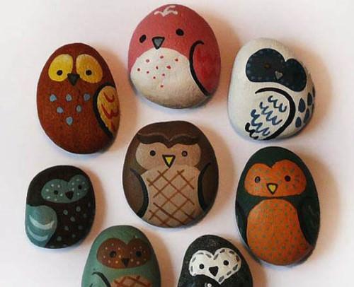 Crafty Rock Painting Activity Idea