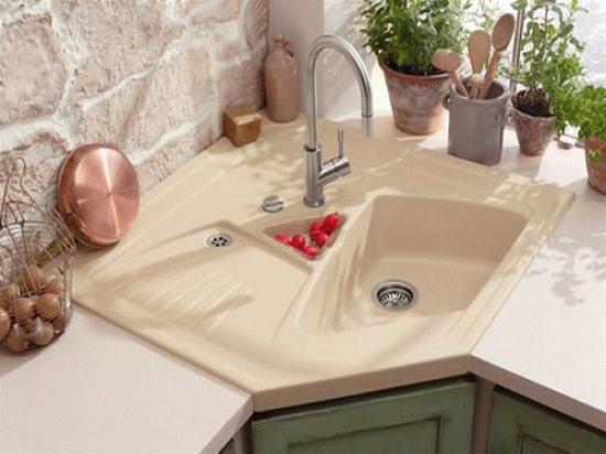 Unique Cut Sink