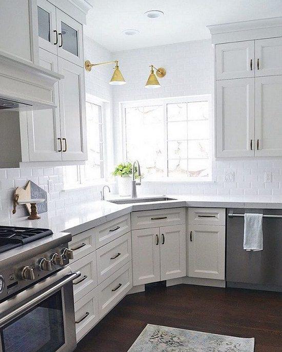 Corner Kitchen Sink Ideas2