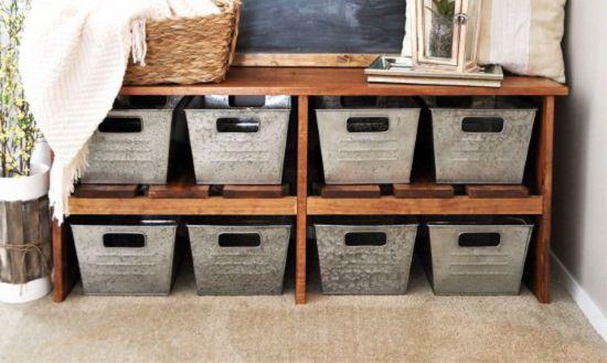 Under Desk Storage Ideas3
