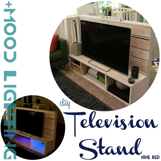 DIY TV Stand Ideas1