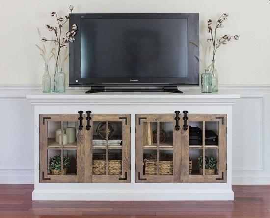 Luxury Look Media Cabinet
