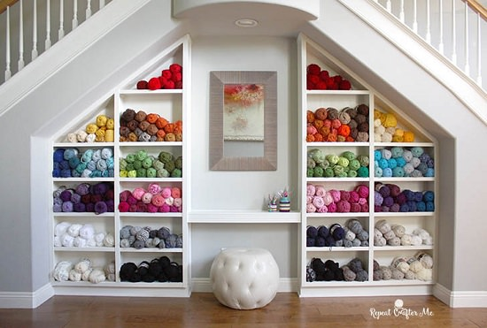 Elaborate Yarn Station