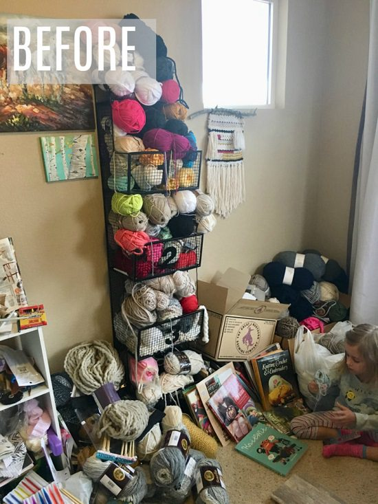 Craft Room Yarn Storage Ideas5
