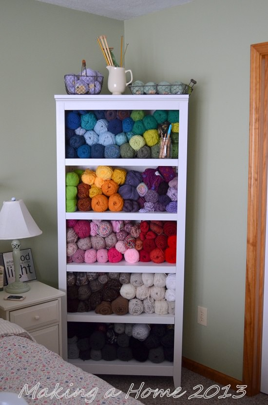 Craft Room Yarn Storage Ideas7