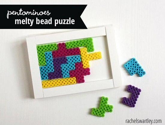 Bead Puzzle Blocks
