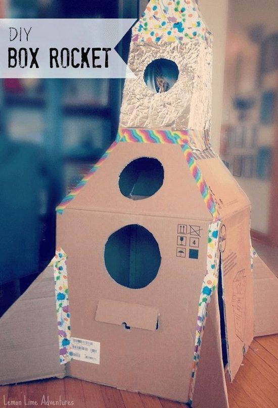 Cardboard Box Projects9