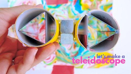 Colorful Teleidoscope