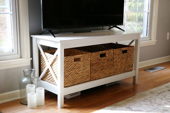 DIY TV Stand Ideas2