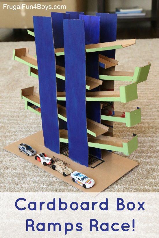 Cardboard Box Projects2