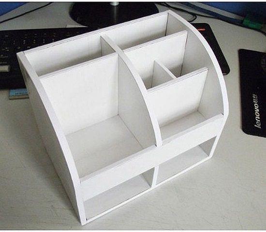 Cardboard Stationery Box