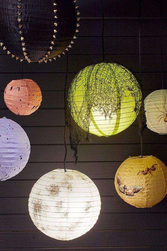 Halloween Lantern for Living Room