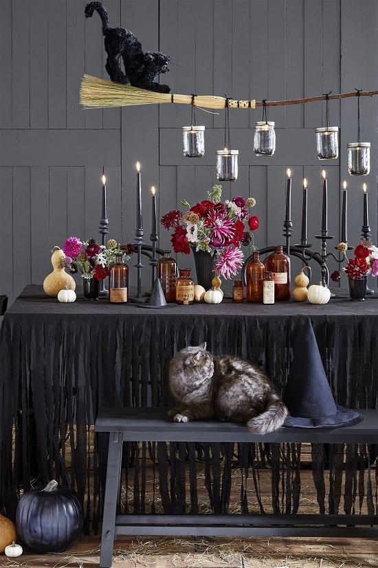 Halloween Lighting Decoration for Living Room6