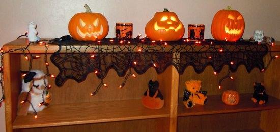 Halloween Lighting Decoration for Living Room2