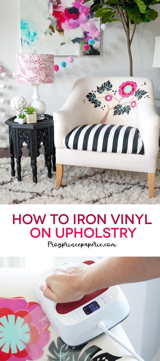Vinyl on Upholstery Guide