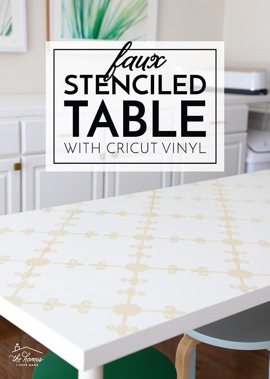 Table Stencil