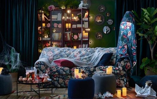 Halloween Lighting Decoration for Living Room3