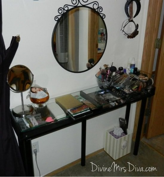 DIY Vanity Under $502
