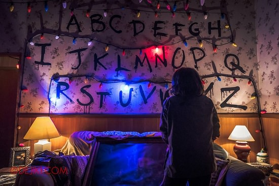 Halloween Lighting Decoration for Living Room7