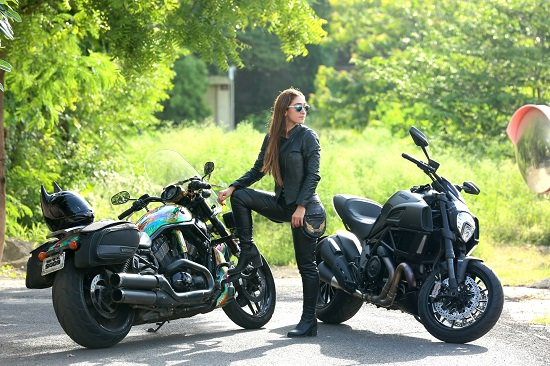 rider costume