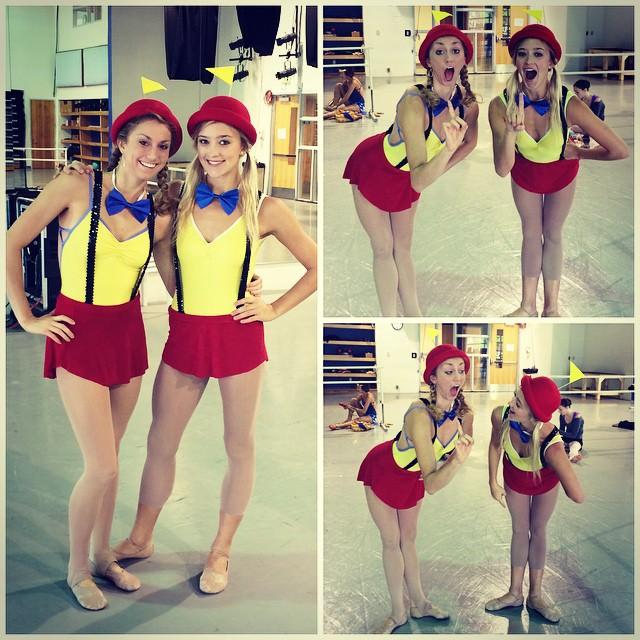 Halloween Costume Ideas for Dance Class1