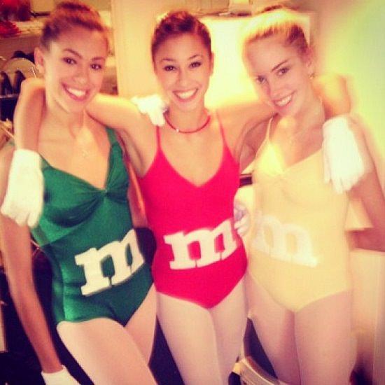 M&Ms Costumes
