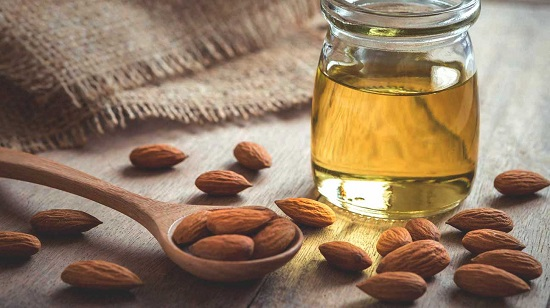 Almond Oil and Jojoba Oil Mix for Face 3