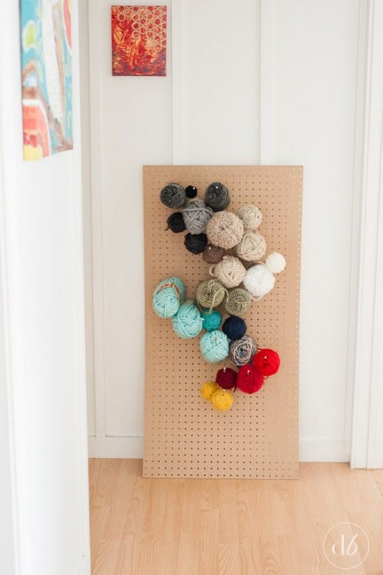 Yarn Organizer Idea