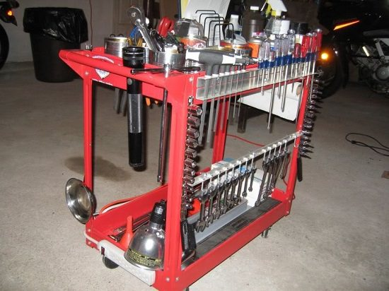 Budget Tool Cart