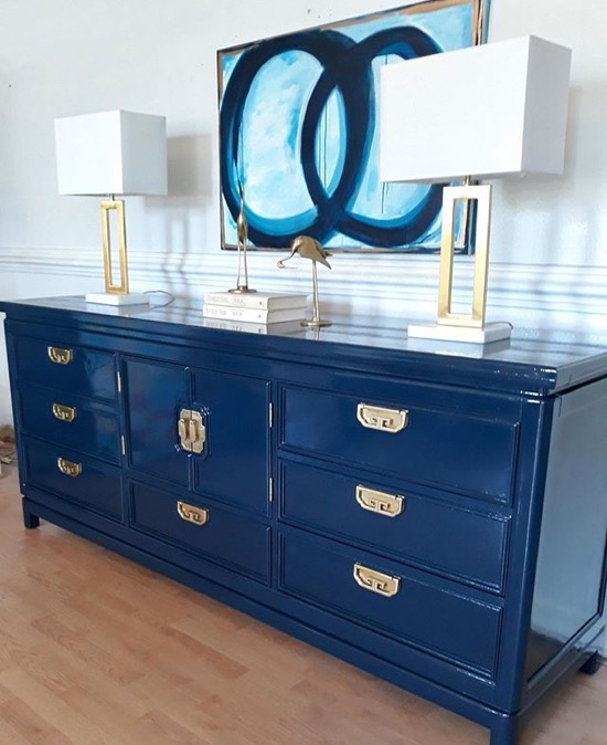 How to Get Stains Out Gloss Furniture 1