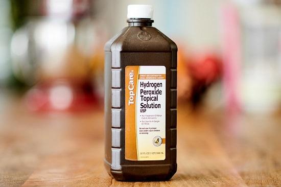 Hydrogen Peroxide for Toenail Fungus2
