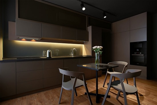 Black Dining Room Decorating Ideas4