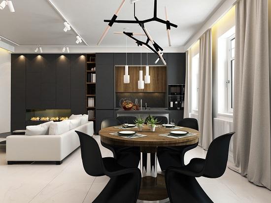 Elegant Dining Room Decor
