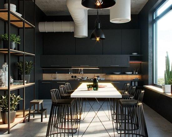 Stylish Dining Room Decor Idea