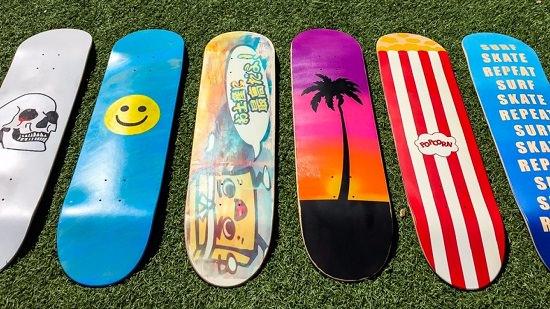 Fun Customized Skateboards