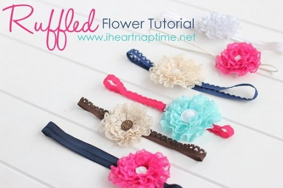 Crafts Made with Lace4