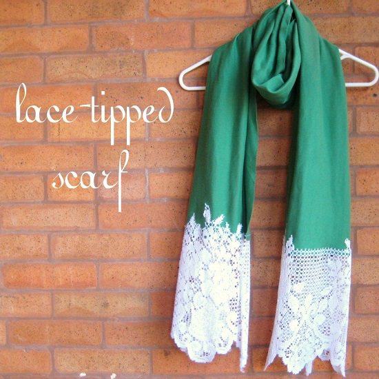 Crafts Made with Lace2