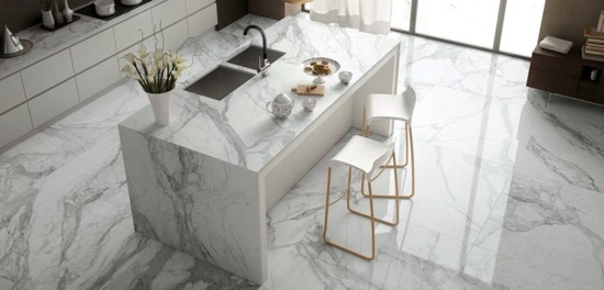 Can you Clean Marble Floors with Vinegar 1